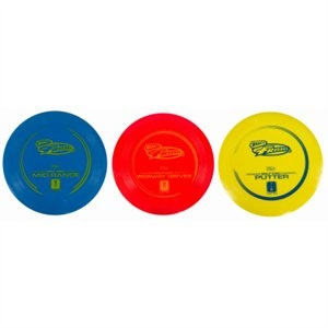 Image of Golf Frisbee Disc, 3-Pk.
