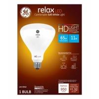 LED Relax HD Light Bulb, Soft White, 950 Lumens, 11 Watt