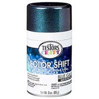 Color Shift Spray Paint, Blue Galaxy, 3-oz.