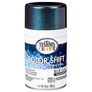 Color Shift Spray Paint, Blue Galaxy, 3-oz.