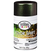 Color Shift Spray Paint, Green Copper, 3-oz.