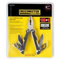 Multi Tool, 13-In-1, Stainless Steel