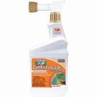 Copper Fungicide, Liquid Concentrate, Ready-to-Spray, 1-Pt.