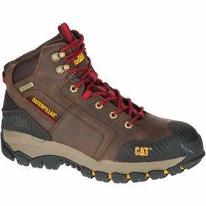Navigator Waterproof Boot, Leather Upper, Men's Size 9 Wide