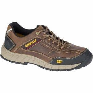 Streamline Non-Metallic Work Boot, Leather Upper, Men's Size 10.5 Medium