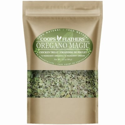 Image of Poultry Feed Additive, Oregano Magic, 3.5-oz.
