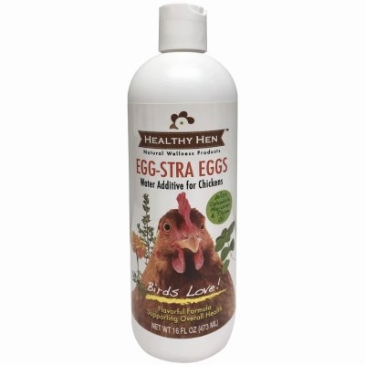 Image of Egg-Stra Eggs Water Additive, 16-oz.