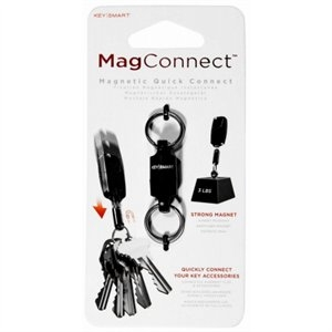 Image of Magnetic Quick Connect Key Holder, Black