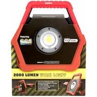 WorkBrite Pro 2000 COB Work Light, Flex Fuel, 200 Lumens