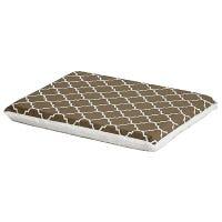 Pet Crate Pad, Brown, 48 x 31 x 2-In.