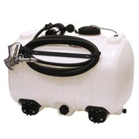 Spot/Skid Sprayer Tank, White, 60-Gallons