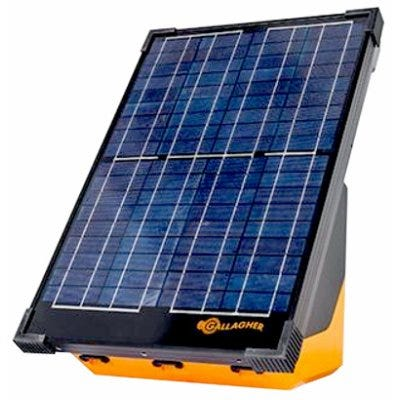 Solar Fence Charger, S200, 2.0 Joules