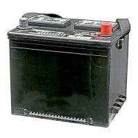 Wet Cell Battery For Generac Air Cooled Standby Generators, 26R