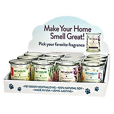 Pet Odor Neutralizing Candle, 8.5-oz.