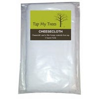Maple Syrup Cheesecloth Filter Sheet, 2-Sq. Yds.