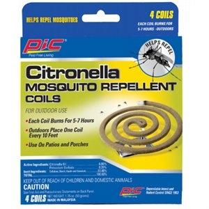 Image of Citronella Coil Mosquito Repellent, 4-Pk.