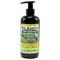 Pump & Grow Cactus & Succulent Plant Food, Organic, 16-oz.