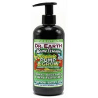 Pump & Grow Home Grown Tomato, Vegetable & Herb Fertilizer, Organic, 16-oz.
