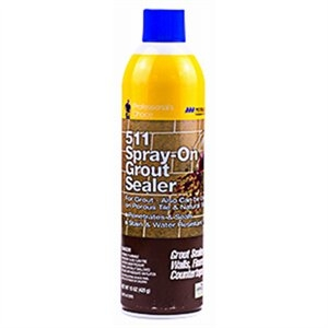 Image of 511 Spray-On Grout Sealer, 15-oz.