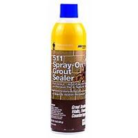 511 Spray-On Grout Sealer, 15-oz.