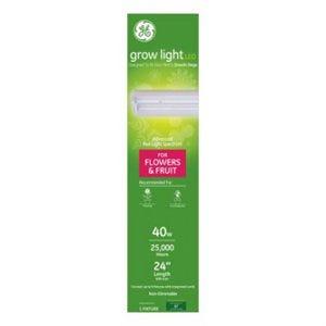 LED Horticultural Grow Light Fixture, 40-Watt
