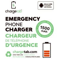 Android Emergency Charger
