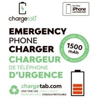iPhone Emergency Charger