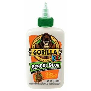 Image of Kids School Glue Liquid, 4-oz.