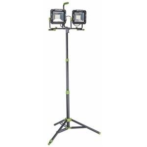 Image of LED Work Light, Dual-Head, 15,000 Lumens