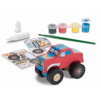 Dyno Decorate Your Own Monster Truck