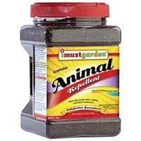 Animal Repellent, Granular, 2.5-Lbs.