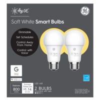 LED C-Sleep Smart Bulb, Soft White Frost, 800 Lumens, 11-Watts, 2-Pk.