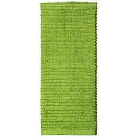 Kitchen Towel, Cactus Green, 100% Cotton Terry, 19 x 28-In.