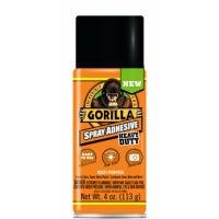 Spray Adhesive, Heavy-Duty, 4-oz.