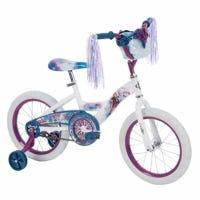 Girl's Frozen Bicycle, Coaster Brake, 16-In