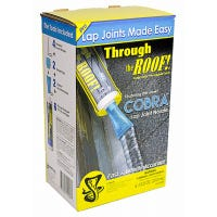 Cobra Through the Roof Lap Joint Nozzle Kit