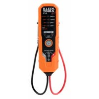 Electronic AC/DC Voltage Tester, Battery-Operated