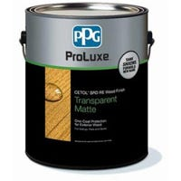 ProLuxe SRD RE Wood Finish, Transparent Matte, Natural Oak, 1-Gallon