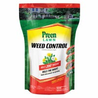 Lawn Weed Control, Covers 2,500 Sq. Ft., 5-Lbs.