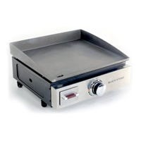 Tabletop Griddle Grill, 268-Sq. In., 17-In.