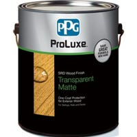 ProLuxe SRD Wood Finish, Transparent Matte, Cedar, 1-Gallon