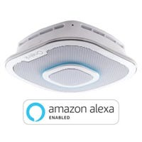 Smart Home Smoke & CO Alarm, Hardwired