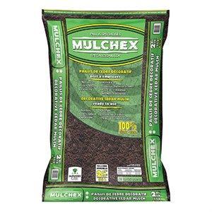 Brown Cedar Mulch 2 Cu Ft True Value