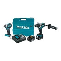 LXT Cordless Hammer/Impact Drill Combo Kit, Brushless, 18-Volt Lithium Ion, 2-Pc.