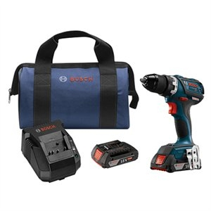 Image of Brushless Drill/Driver Kit, 1/2-In., 18-Volt