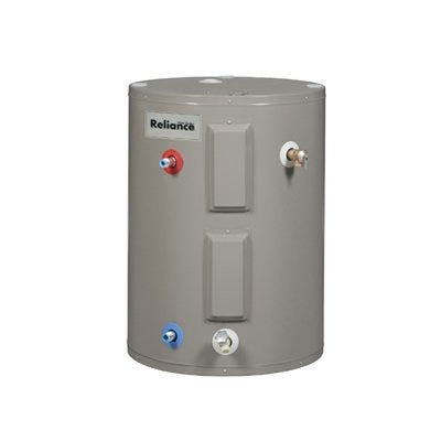 Electric Water Heater, Low-Boy, 38-Gallon