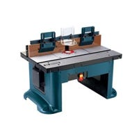 Bench Top Router Table, Adjustable, 15-Amp