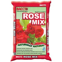 Organic Fertilizer, Rose Mix, 1.5 Cu. Ft.