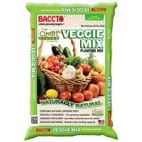 Organic Fertilizer, Veggie Mix, 40-Qt.