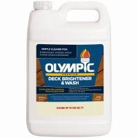 Deck Brightener & Wash, Ready-to-Use, 1-Gallon